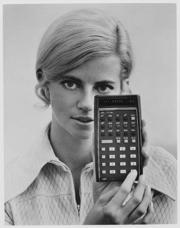 My computing device, 1972