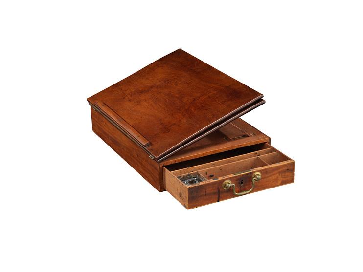 Declaration of Independence desk