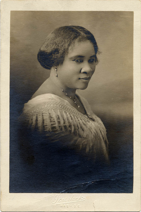Madame C.J. Walker, 1867–1919
