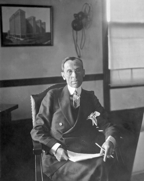 Alfred P. Sloan, 1875–1966