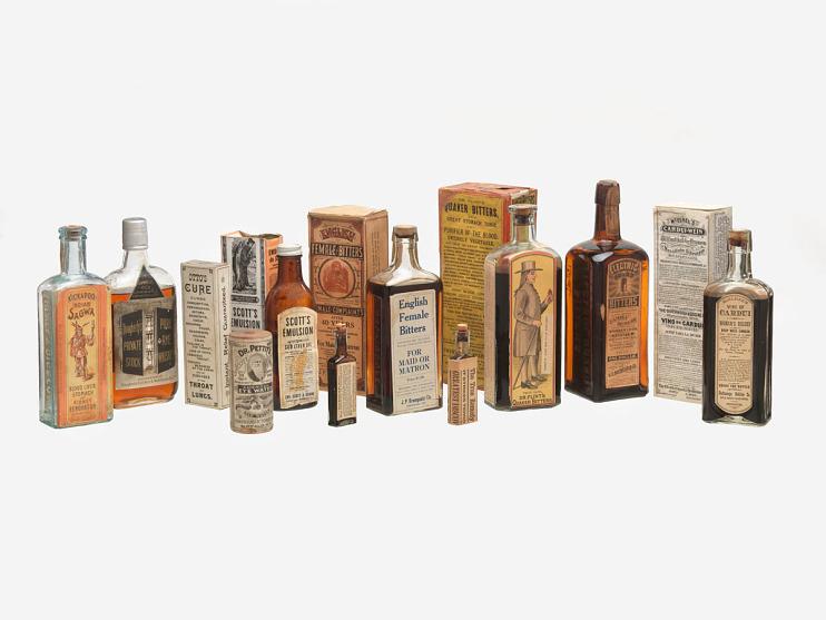 Patent Medicine Pioneers, 1850s–1920s