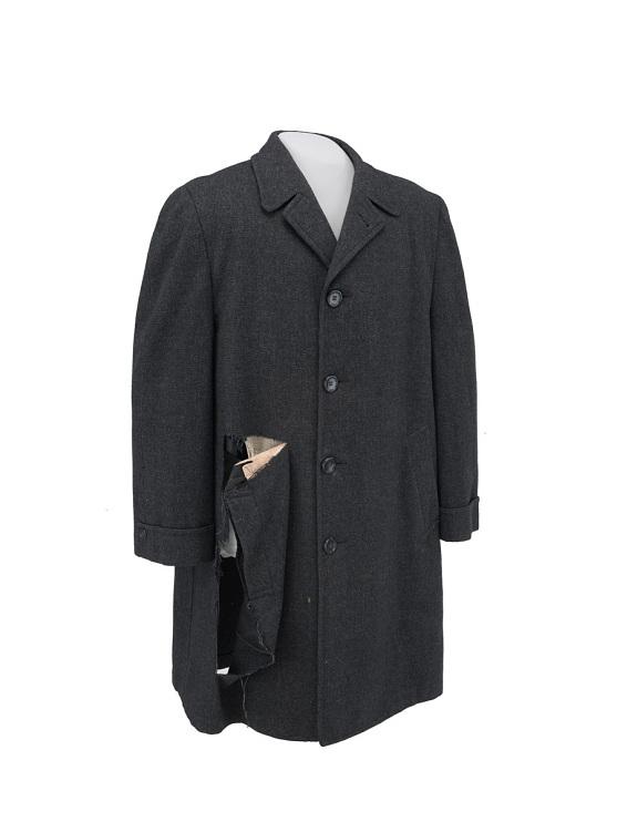Hosea Williams's overcoat