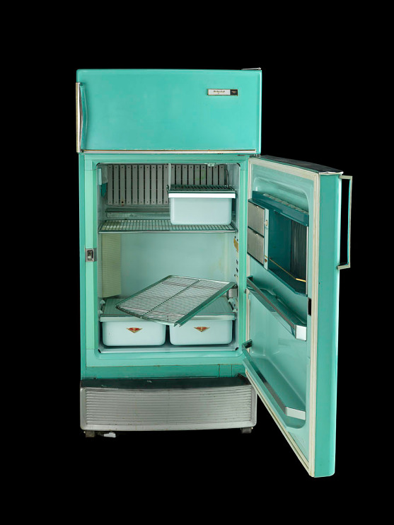 Hotpoint refrigerator, about 1960