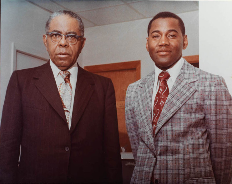 Sam B. Fuller and Joe Dudley Sr., 1905–1988 and 1937–