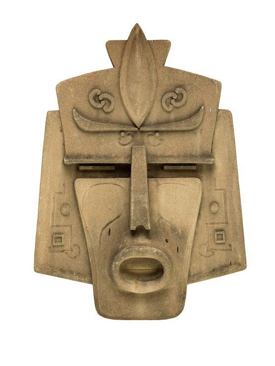 Aztec Mask, 1955
