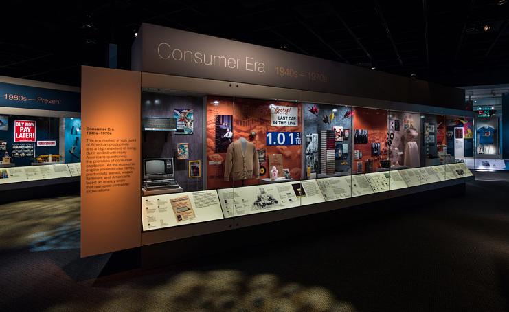 The Consumer Era, 1940s–1970s