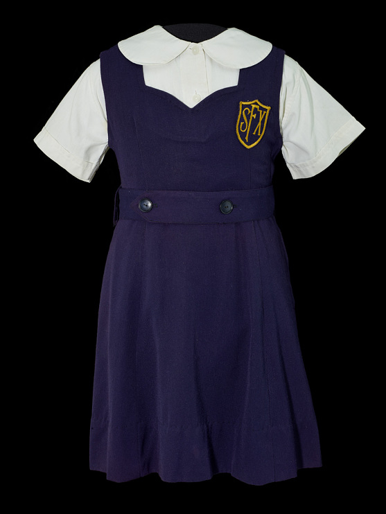 Catholic uniform, 1945
