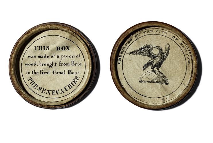 Commemorative Box, 1825