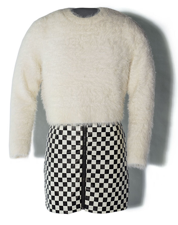 Jilly Towson's School Outfit, 2017