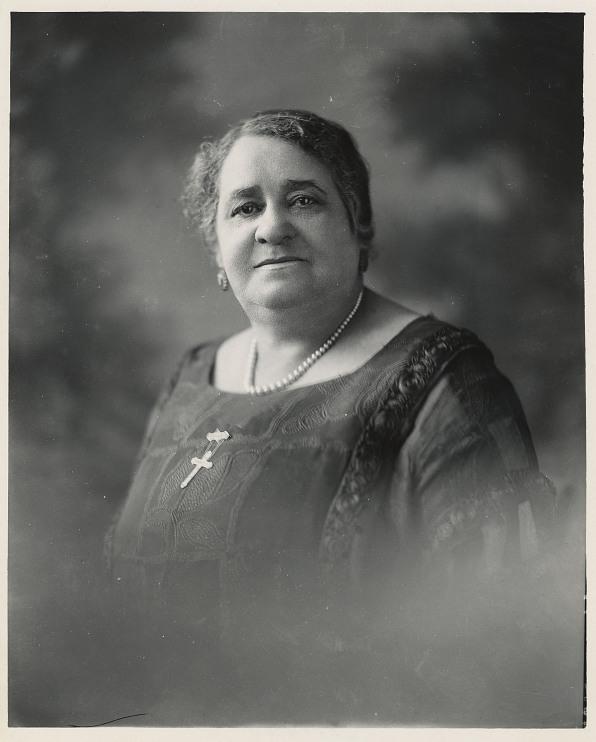 Maggie Lena Walker, about 1920