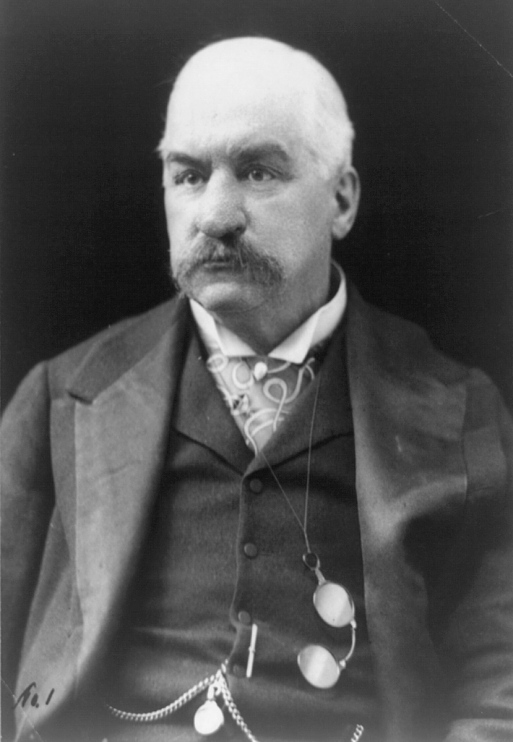 John Pierpont (J.P.) Morgan, 1837–1913