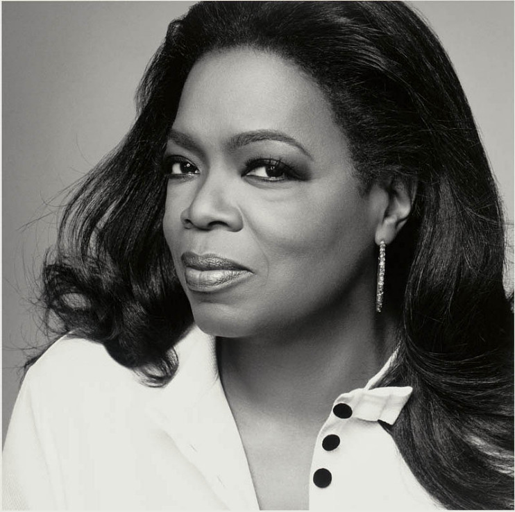Oprah Winfrey, 1954–