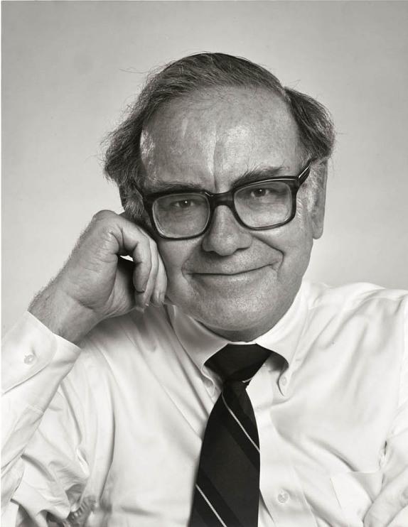 Warren Buffett, 1930–