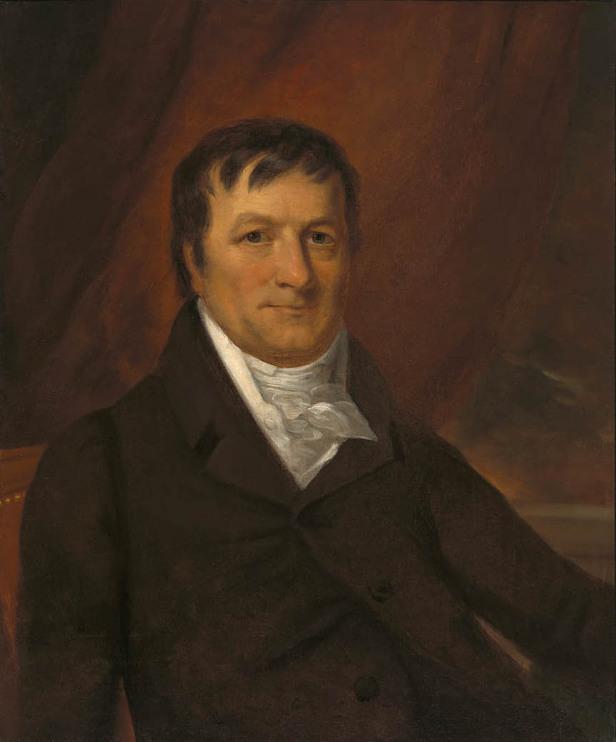 John Jacob Astor, 1763–1848