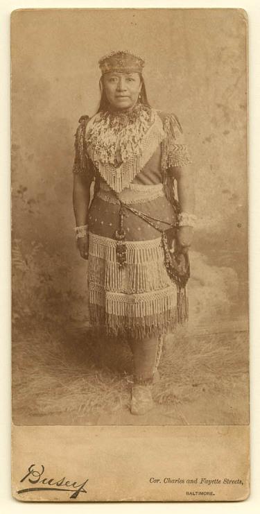 Sarah Winnemucca, 1844–1891