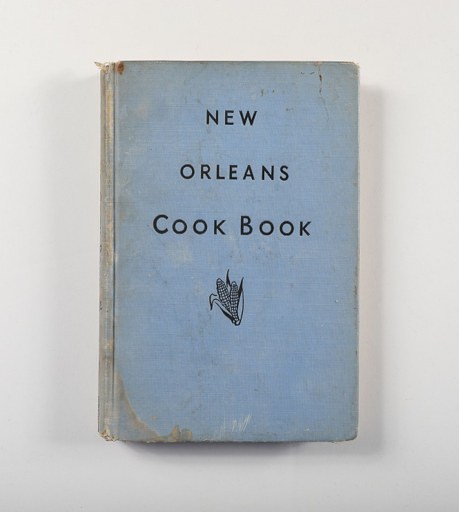 New Orleans Cook Book by Lena Richard, 1940