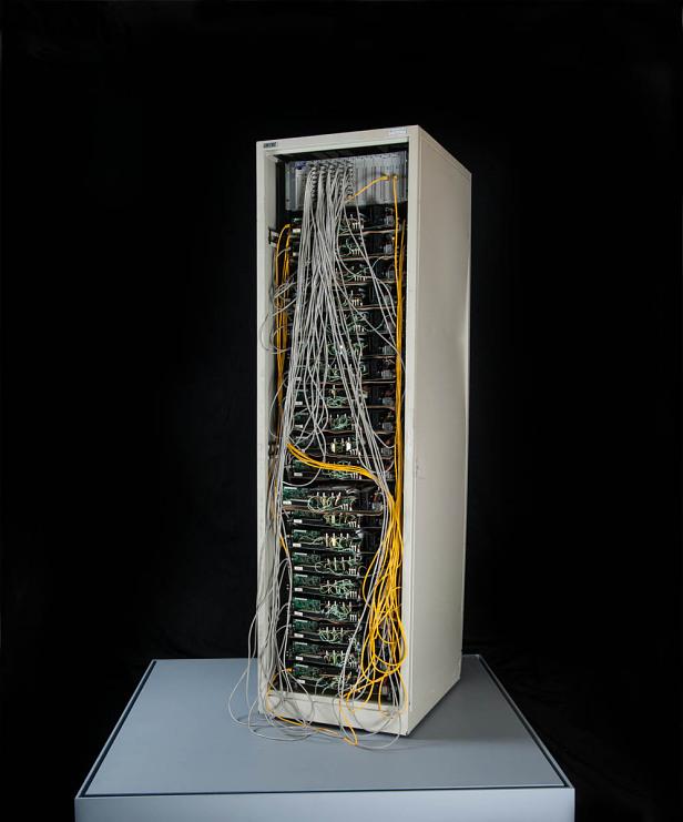 Corkboard server, 1999