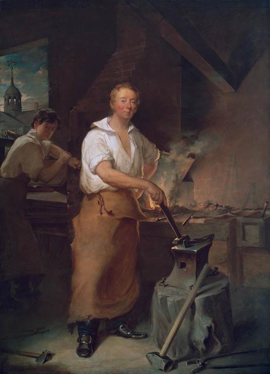 Patrick Lyon, 1779–1829