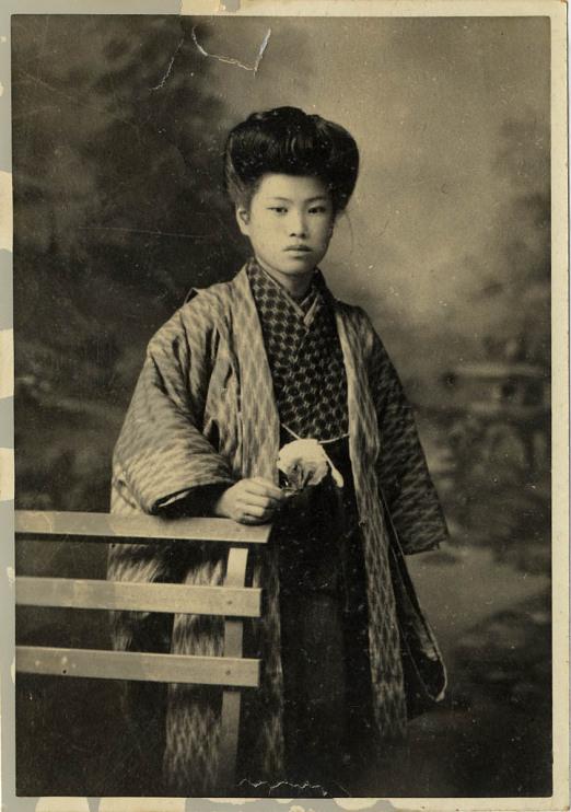 Tei Shida Saito, 1896–1989