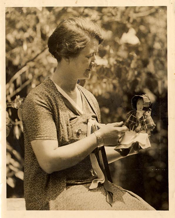 Portia Sperry, 1930s