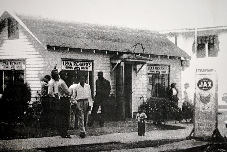 Gumbo House, about1950