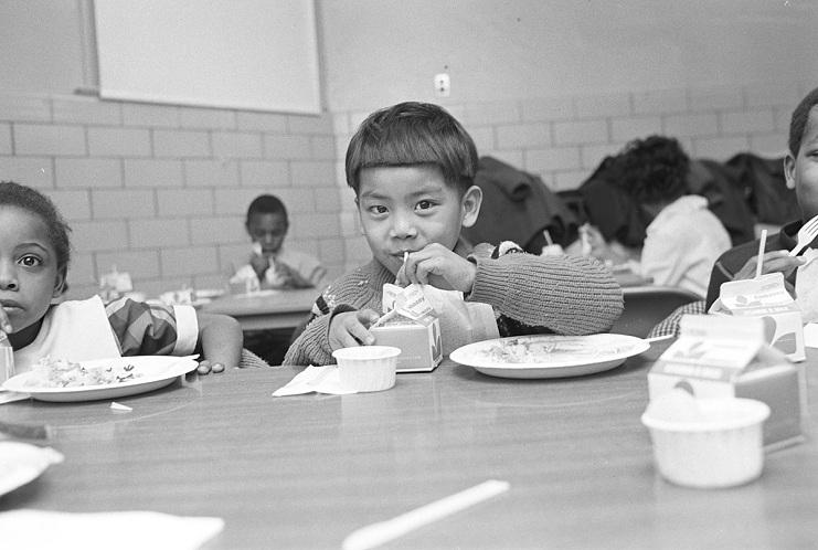 USDA School Breakfast, 1967