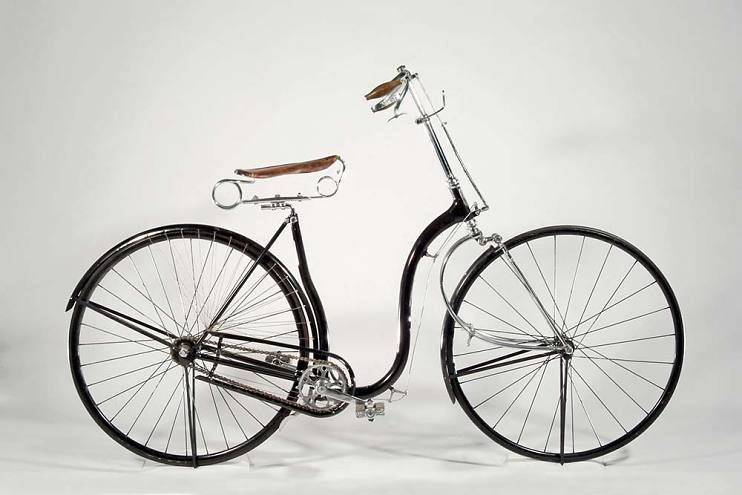 Overman 自行车,1889 年