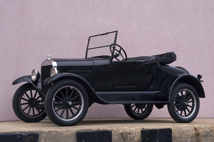 1926 年福特 T 型敞篷跑车