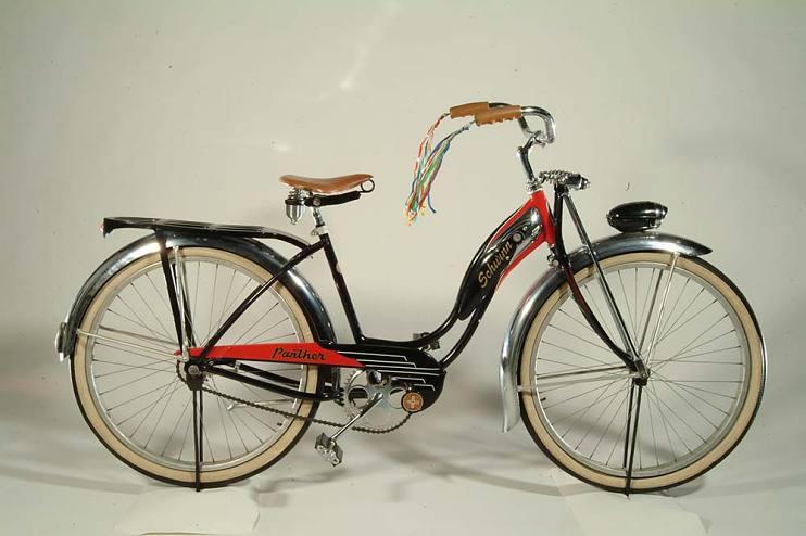 Schwinn Panther 自行车,1953 年
