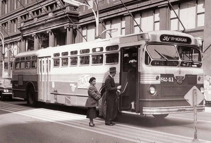 公共交通发生了什么?