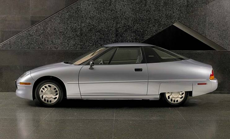 EV1 电动车,1997 年