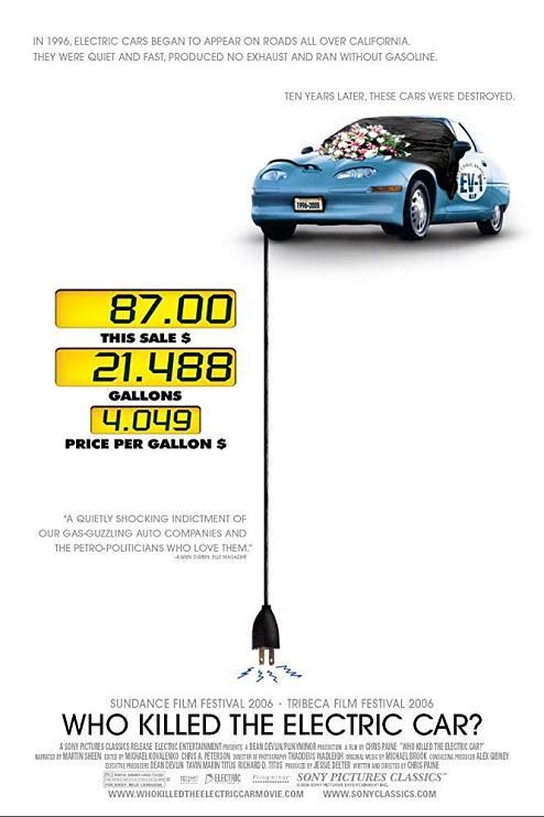 替代能源汽车发生了什么?