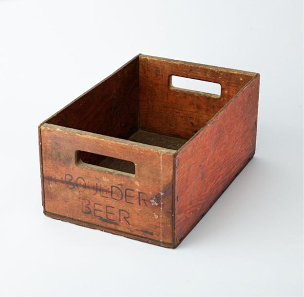 Boulder Beer Crate