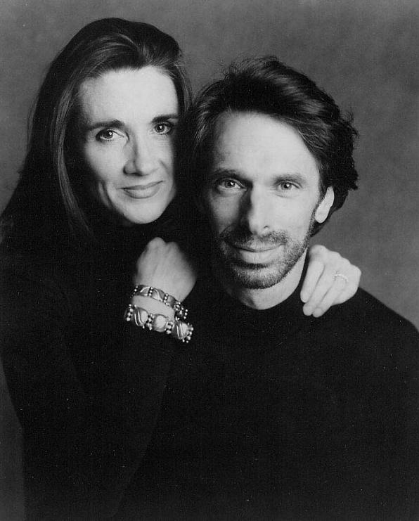 Jerry and Linda Bruckheimer