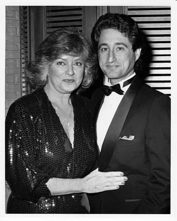 Frances W. Preston and Del Bryant at the 1981 BMI Country Music Awards in Nashville, TN