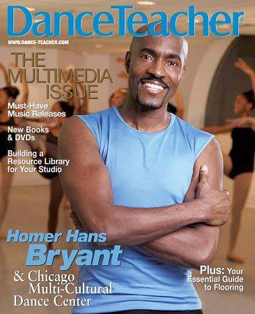 Dance Teacher magazine, February 2008