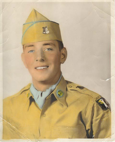Don in the Army, 1955