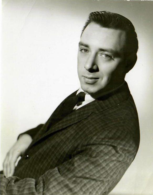 Don Buchwald headshot, 1956
