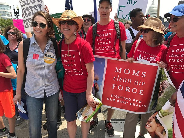 People's Climate March, Washington, D.C., April 2017