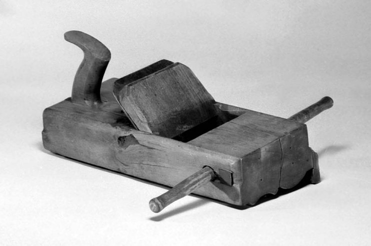 Molding plane, late 1700s