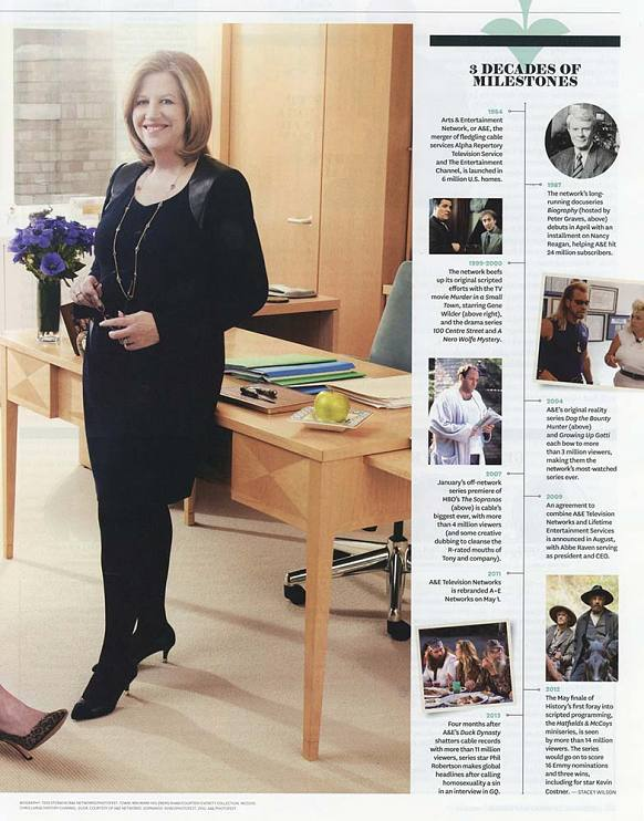 The Hollywood Reporter, April 4, 2014