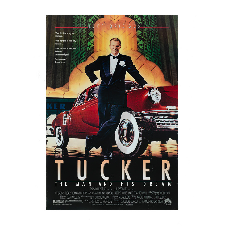 Movie poster, 1988