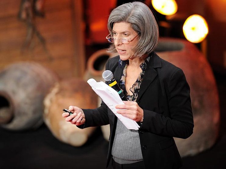 On the TED stage in 2011