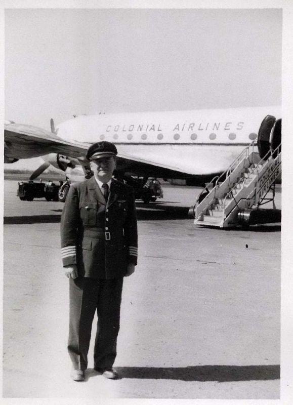 Captain Michael Gitt Papers