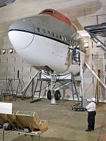 America by Air - Boeing 747 Forward Fuselage Installation