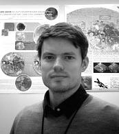 Geologist Dr. Gareth Morgan