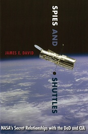 Book cover: Spies and Shuttles