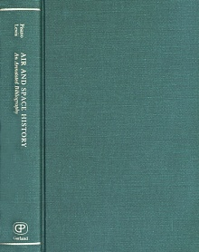 Book cover: Air and Space History: An Annotated Bibliography
