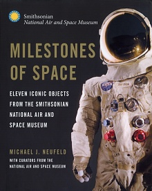 Book cover: Milestones of Space