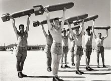 WWII Bombardier Calisthenics
